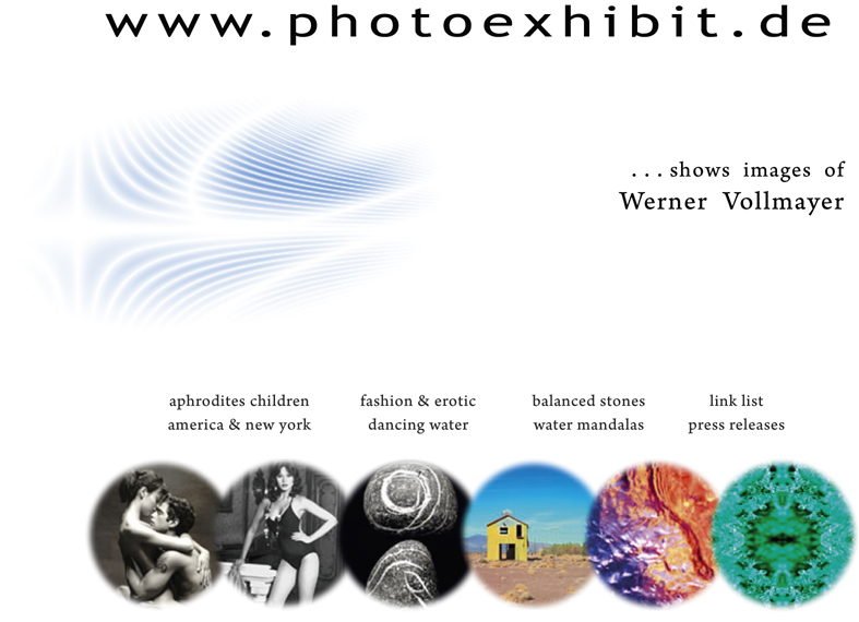 www.photoexhibit.de shows images of Werner Vollmayer
